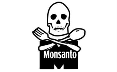 Monsanto Monopoly Skull