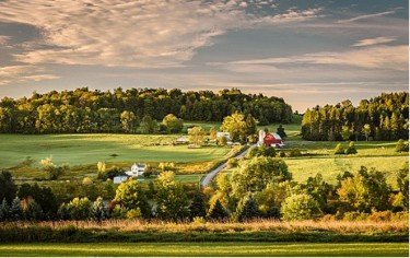 New Milford Farmscape